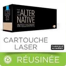 RTN450 - Cartouche laser recyclé Brother TN450 - Noire - 2 600 pages à 5% de couverture de page