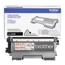 TN450 - Cartouche laser originale Brother TN450 - Noire - 2 600 pages à 5% de couverture de page