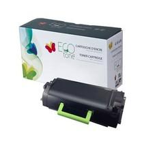 R60F1H00-EC - Cartouche laser recyclée québécoise pour Lexmark 60F1H00 - Noire - 10 000 pages à 5% de couverture de page