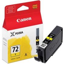 PGI-72Y - Cartouche à jet d'encre originale Canon - Jaune