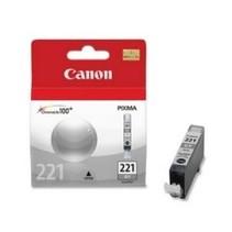 CLI221GY - Cartouche à jet d'encre originale Canon - Grise