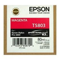 T580300 - Cartouche à jet d'encre originale Epson T580300 - Magenta