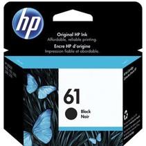 CH561WC cartouche à jet d'encre originale HP #61 - Noire  - 190 pages à 5% de couverture de page
