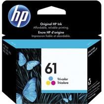 CH562WC cartouche à jet d'encre originale  HP #61 - Couleur - 190 pages à 5% de couverture de page