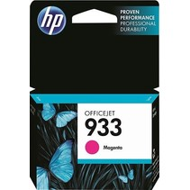CN059AN cartouche à jet d'encre originale (HP #933) - Magenta - 330 pages à 5% de couverture de page