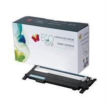 CCLT-C407S - Cartouche laser compatible Samsung - Cyan - 1 000 pages à 5% de couverture de page