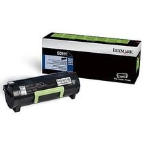 50F1H00 - Cartouche laser originale Lexmark 50F1H00 - Noire - 5 000 pages à 5% de couverture de page