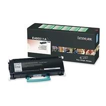 E460X11A - Cartouche laser originale Lexmark E460 - Noire - 15 000 pages à 5% de couverture de page