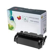 RCU091 - Cartouche laser recyclée Québécoise - Universelle - Noire - CU091- 21000 pages à 5% de couverture de page