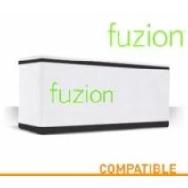 CTK-312 - Toner compatible pour Kyocera FS2000 - Noire - 12 000 pages à 5% de couverture de page