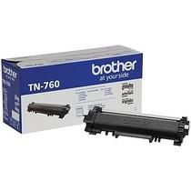 TN760 - Cartouche laser originale - Noire - 3 000 pages à 5% de couverture de page.