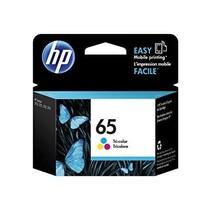 N9K01AN (HP 65) - Cartouche à jet d'encre originale pour HP #65 - Couleur - 100 pages à 5% de couverture de page