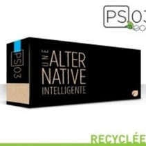 RCF410X - Cartouche laser recyclée québécoise  - Noire - 6 500 pages à 5% de couverture de page