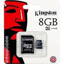 MEM-MICROSD-KINGSTON-C4-8G