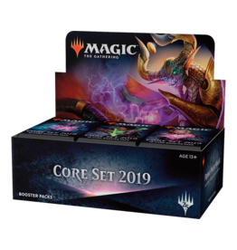 Wizards of the Coast Core Set 2019 Booster Box - English