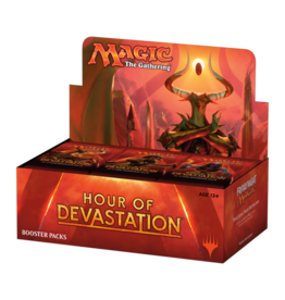 Wizards of the Coast Hour of Devastation Booster Box - English