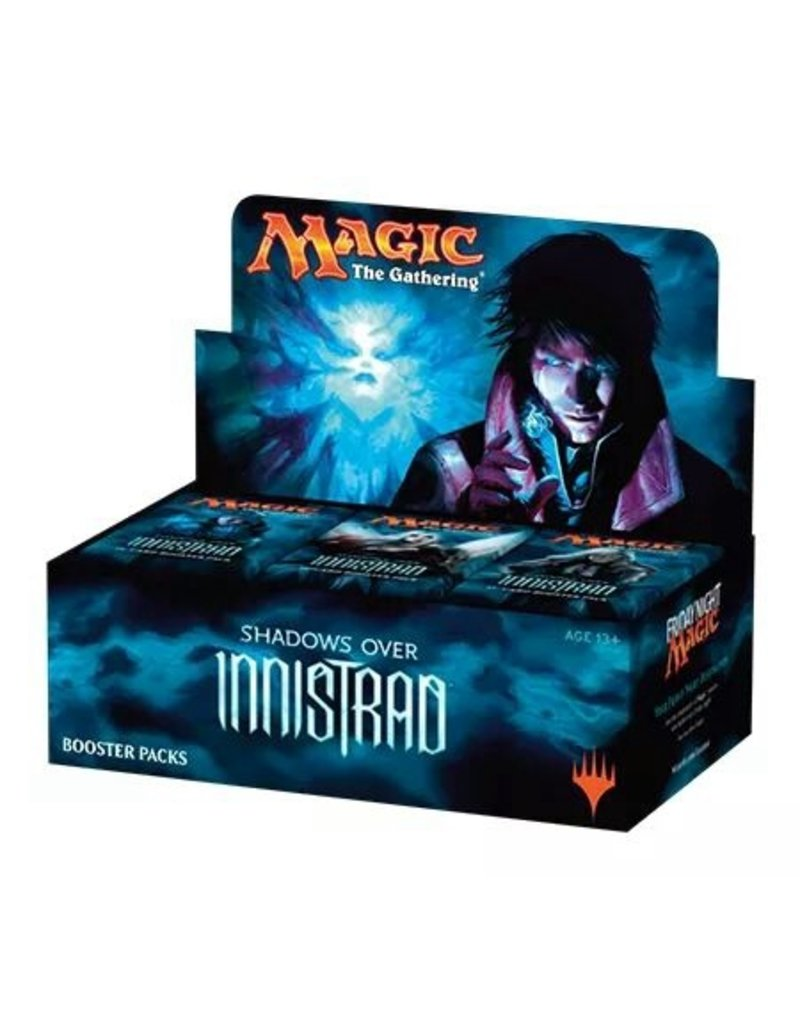 Wizards of the Coast Shadows over Innistrad Booster Box - English