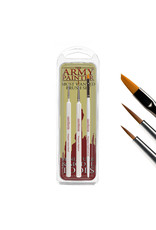 Army Painter TAP Hobby - Wargamer Most Wanted Brush Set