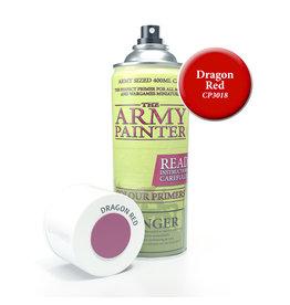 Army Painter TAP Primer - Dragon Red Spray