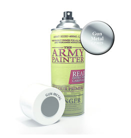Army Painter TAP Primer - Gun Metal Spray