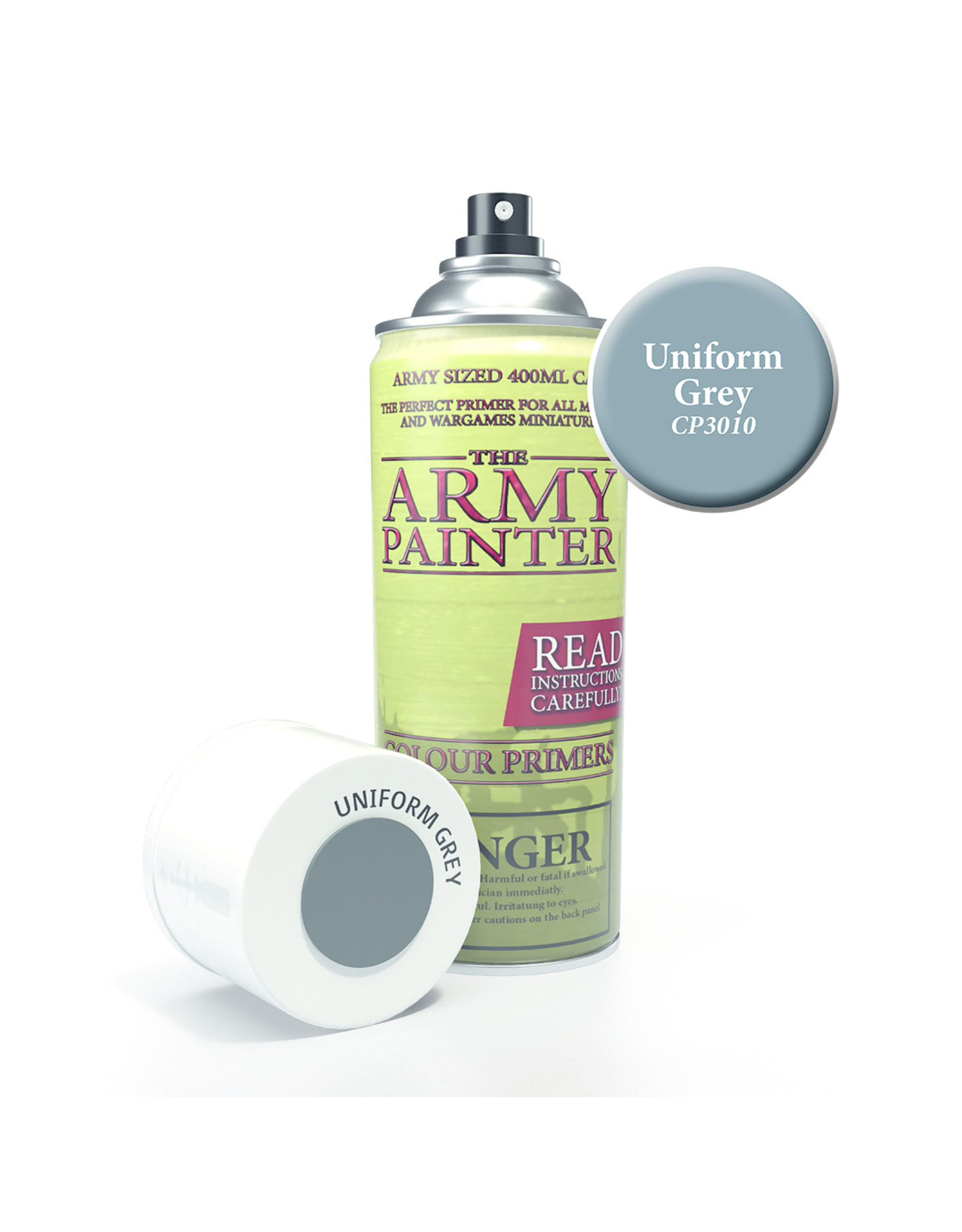 Army Painter TAP Primer - Uniform Grey