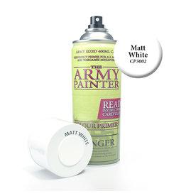 Army Painter TAP Primer - Matt White Spray