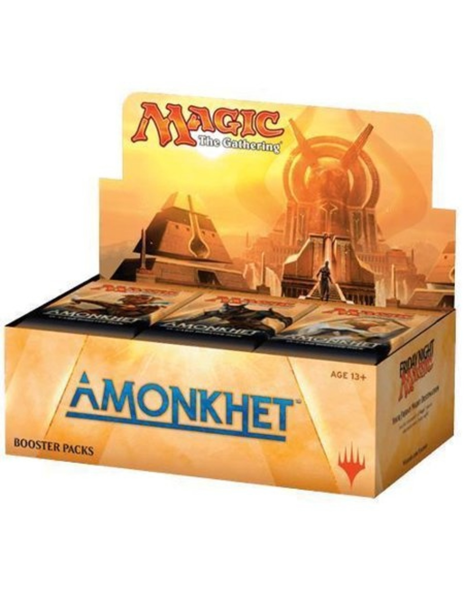 Wizards of the Coast Amonkhet Booster Box - English