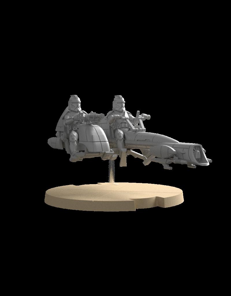 Star Wars: Legion - Barc Speeder Unit Expansion