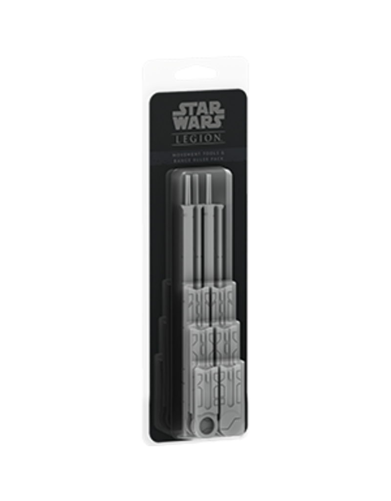 Star Wars: Legion - Movement Tools and Range Ruler Pack