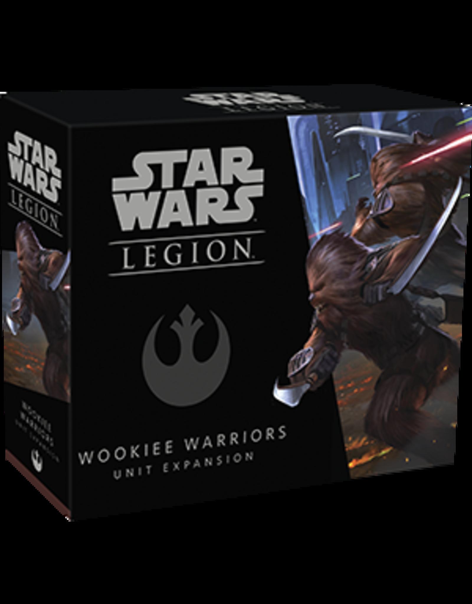 Star Wars: Legion - Wookie Warriors Unit Expansion