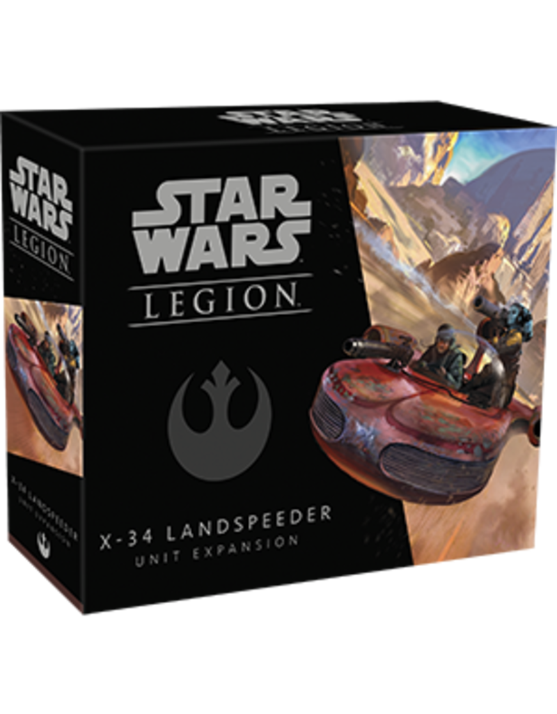 Star Wars: Legion - X-34 Landspeeder Unit Expansion