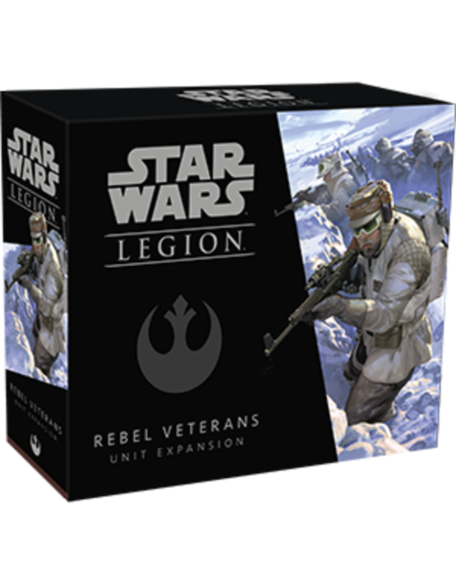 Star Wars: Legion - Rebel Veterans Expansion