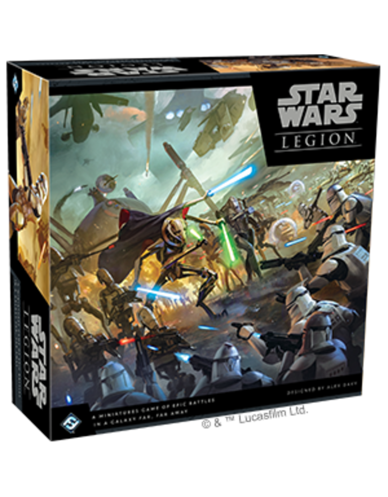 Star Wars: Legion - Clone Wars Box Set