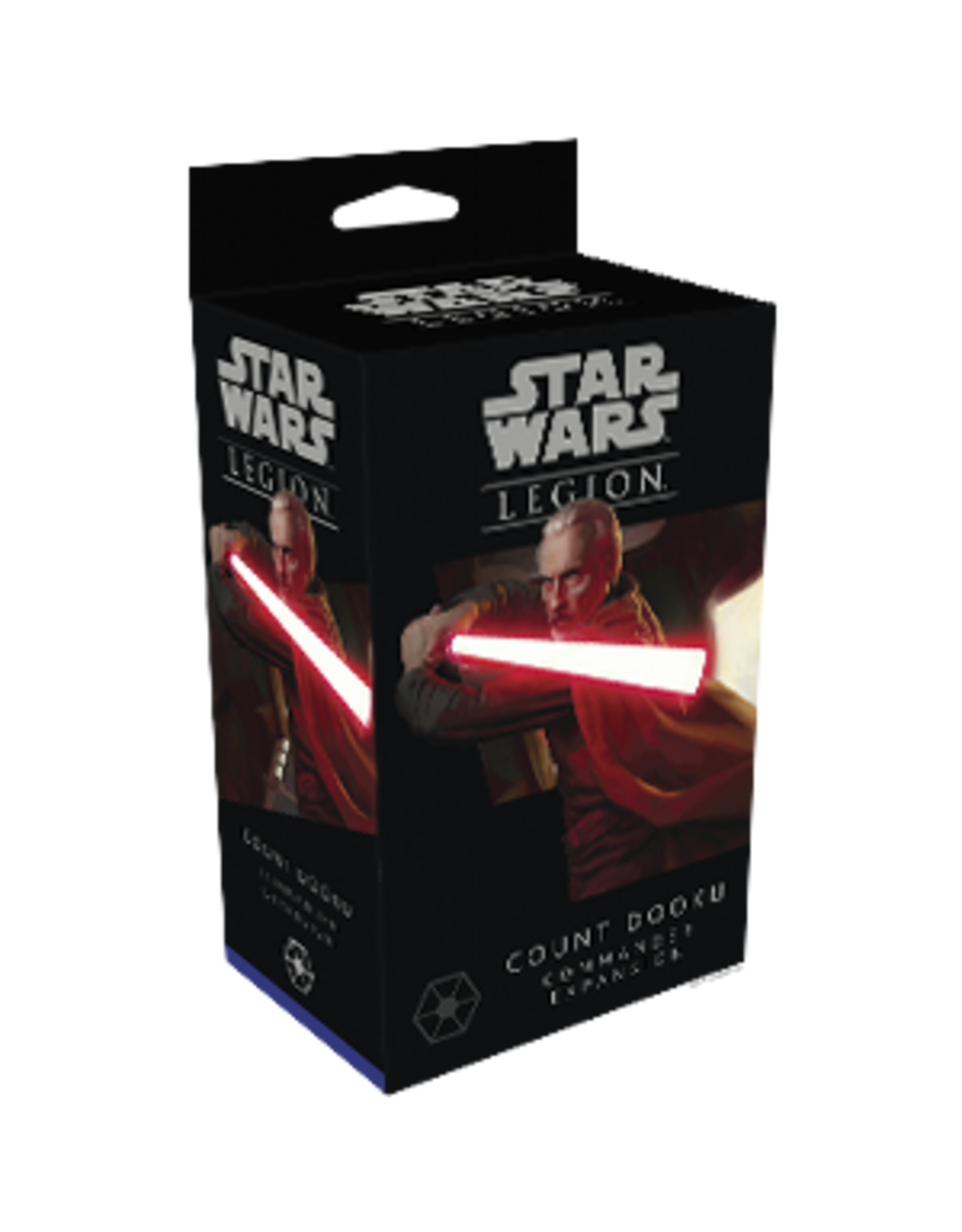Star Wars: Legion - Count Dooku Commander Expansion