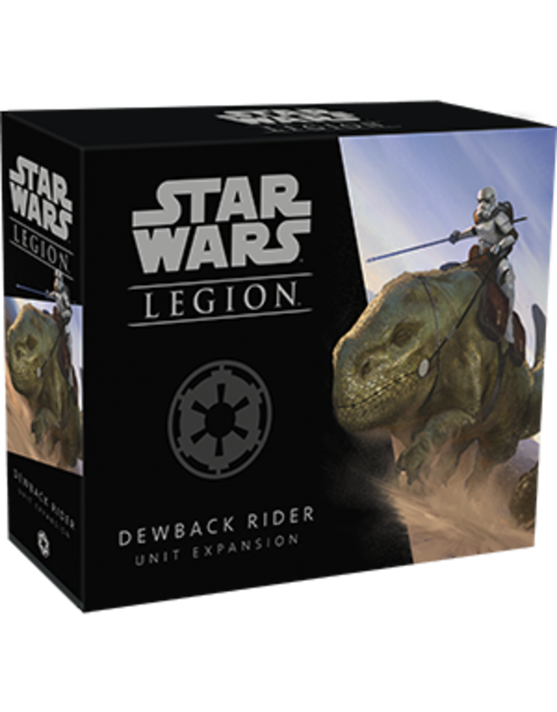 Stars Wars: Legion - Dewback Rider Unit Expansion