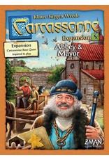 Carcassonne Expansion 5: Abbey & Mayor (2017)