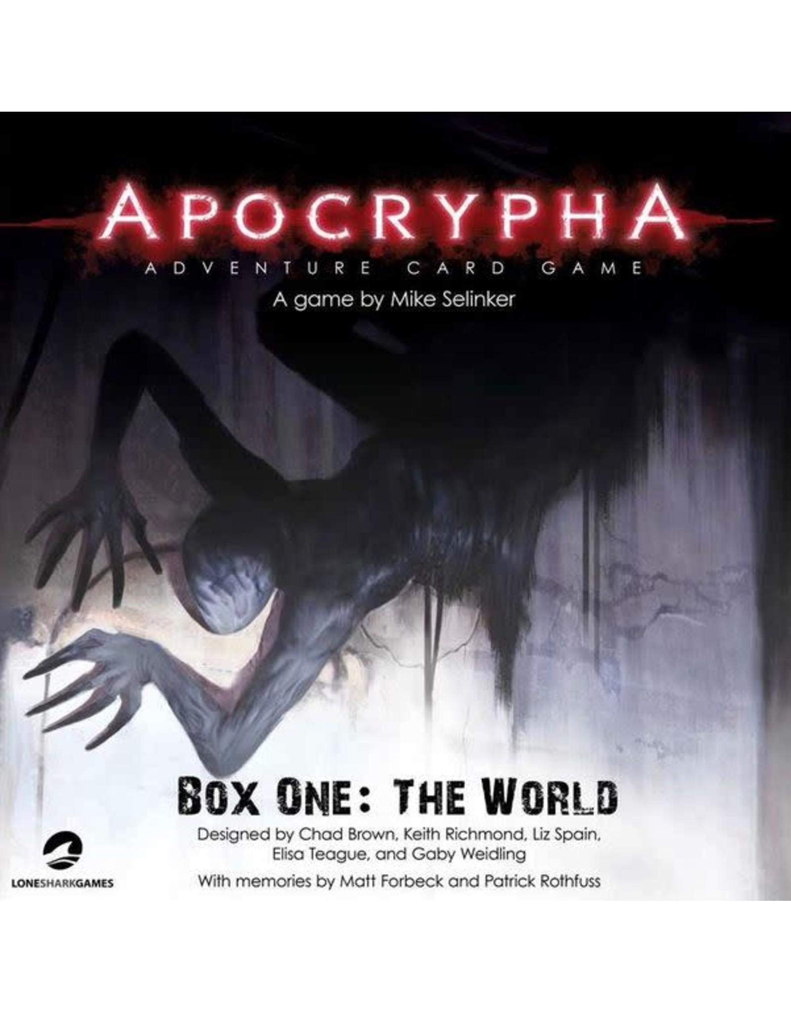 Apocrypha: The World