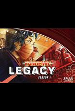 Pandemic Legacy Season 1 (Red)