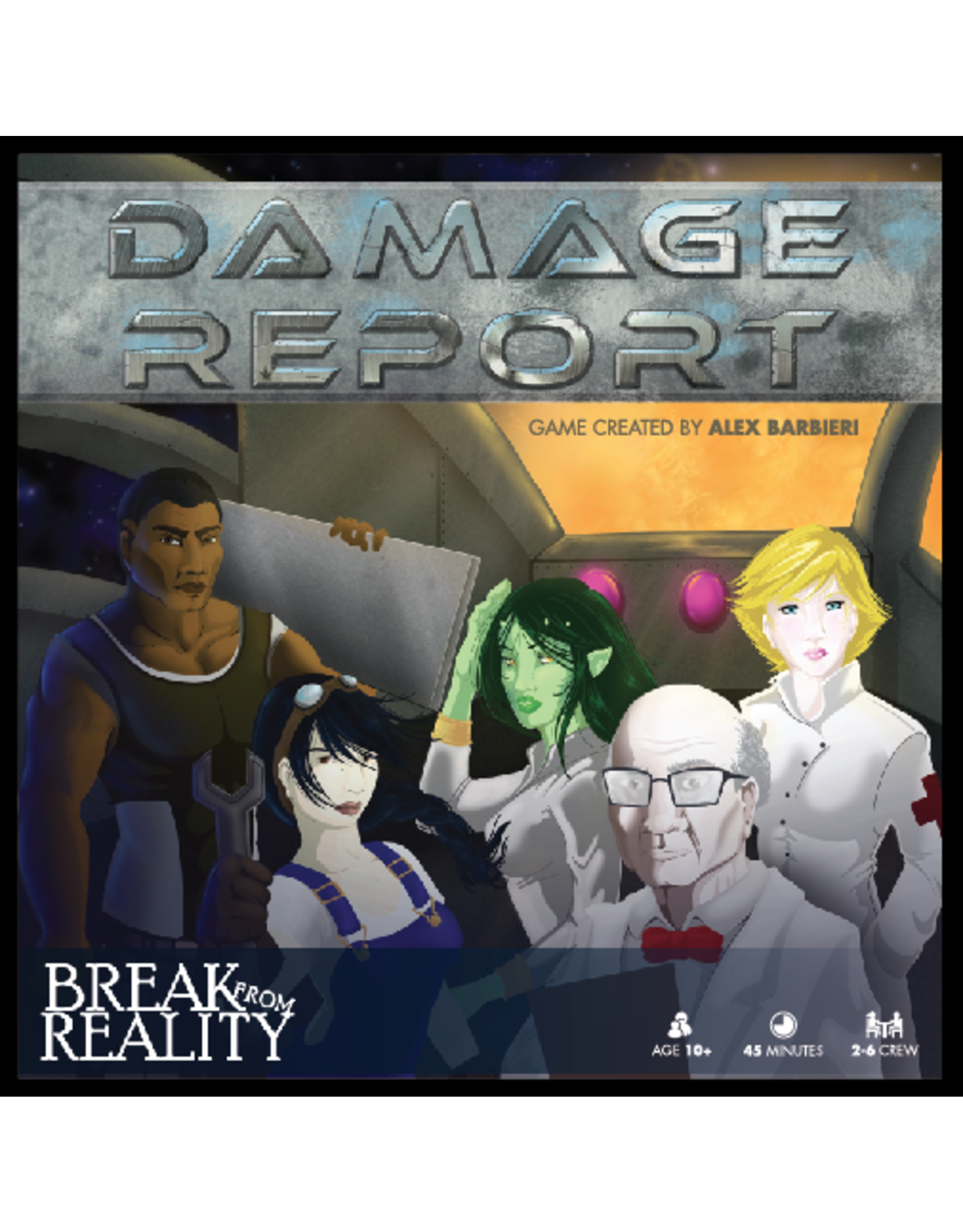 Damage Report