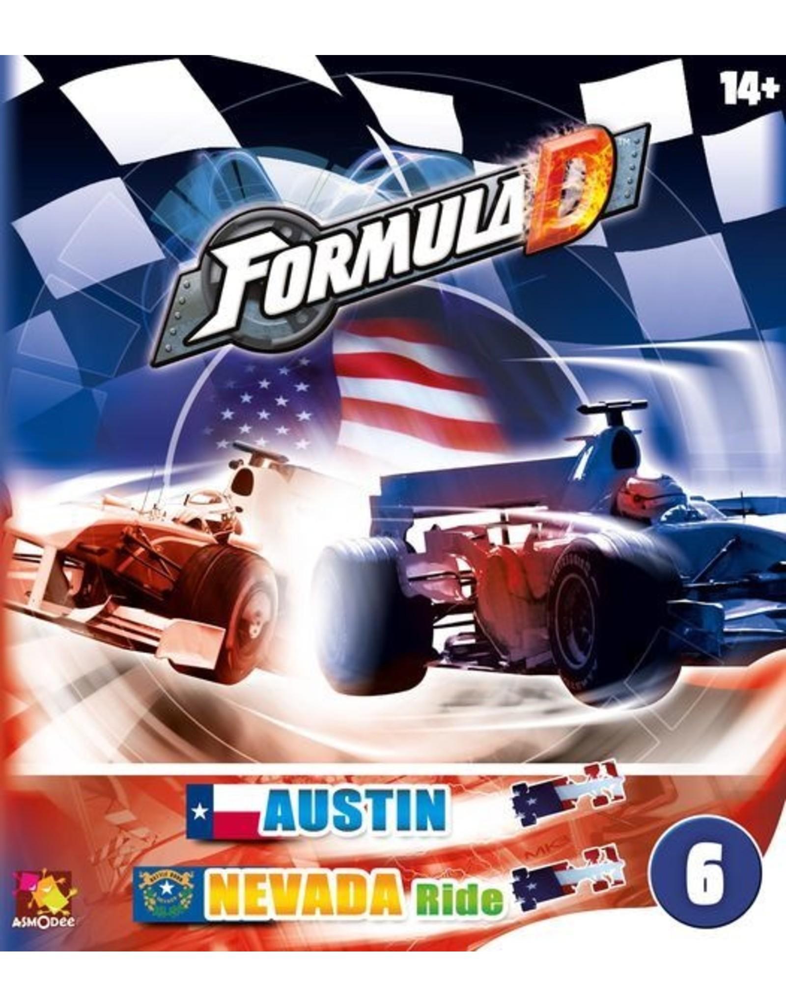 Formula D: Circuits 6 - Austin & Nevada Ride