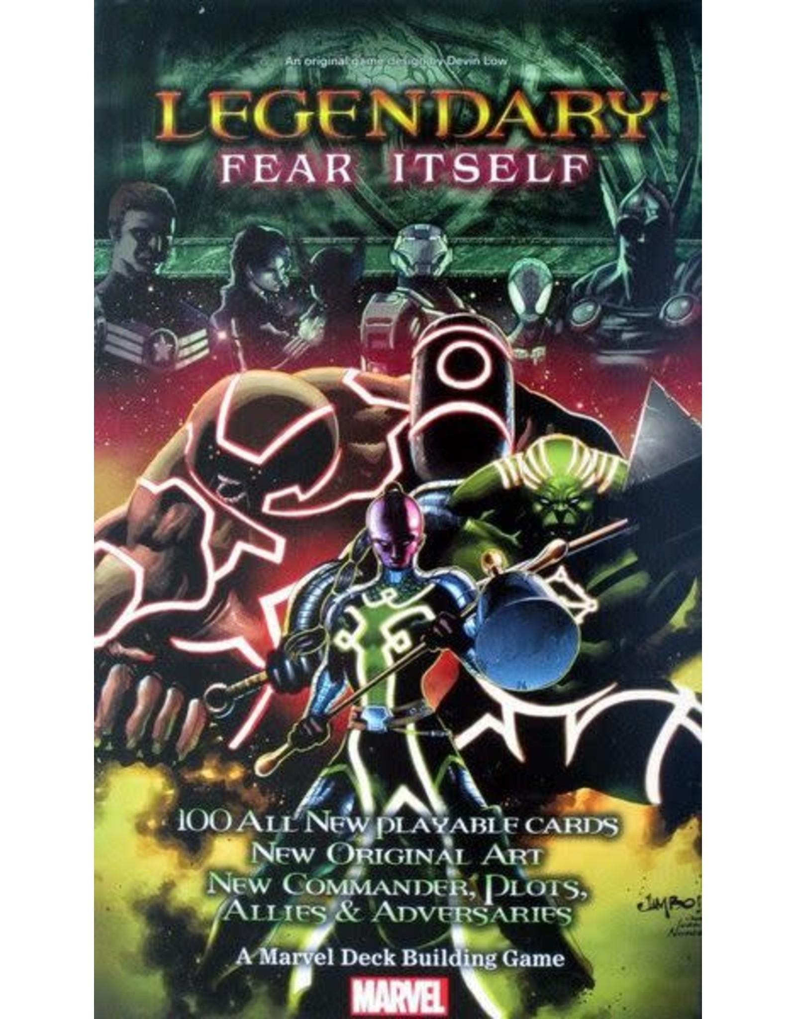 Legendary: Fear Itself