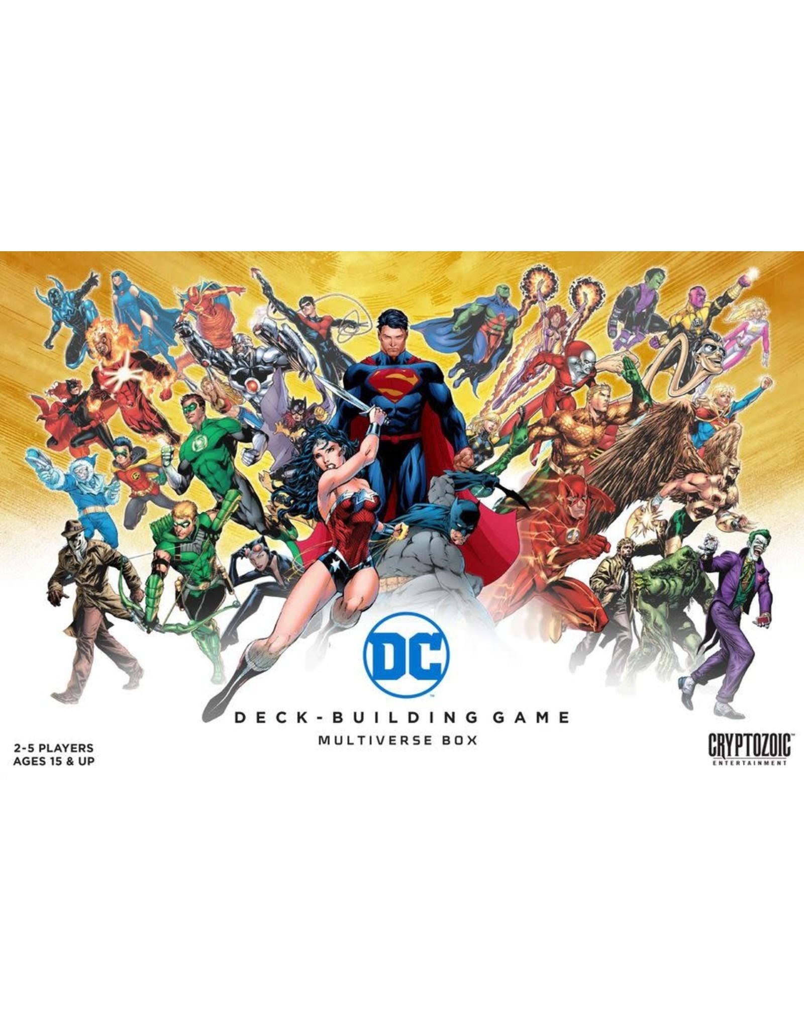 DC Comics Deck-Building Game - Multiverse Box