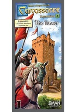 Carcassone: Expansion 4 - The Tower