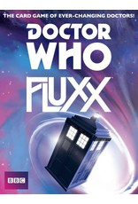 Doctor Who Fluxx