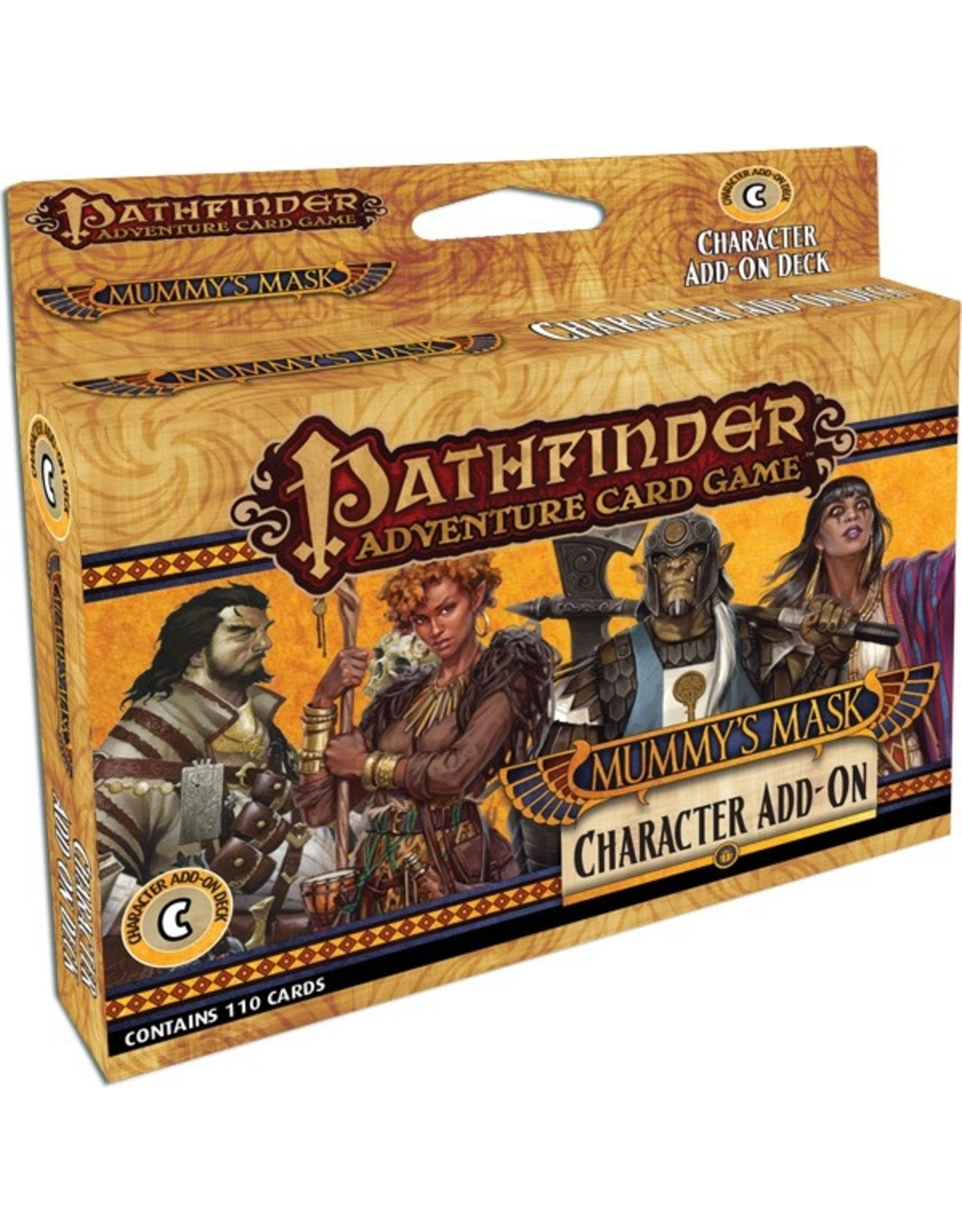 Pathfinder Adventure Card Game: Mummy's Mask Character Add-on