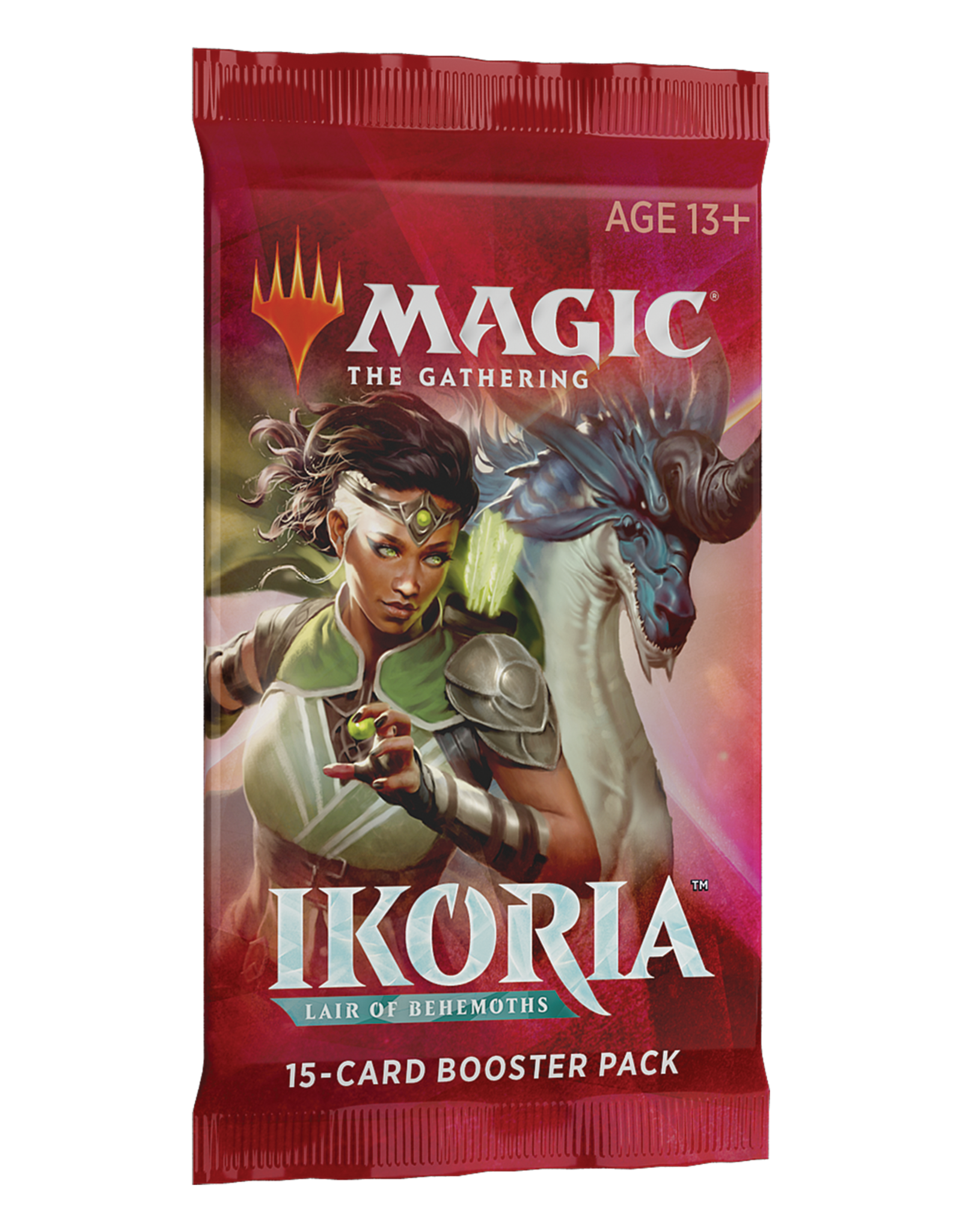 Ikoria: Lair of Behemoths Draft Booster Display