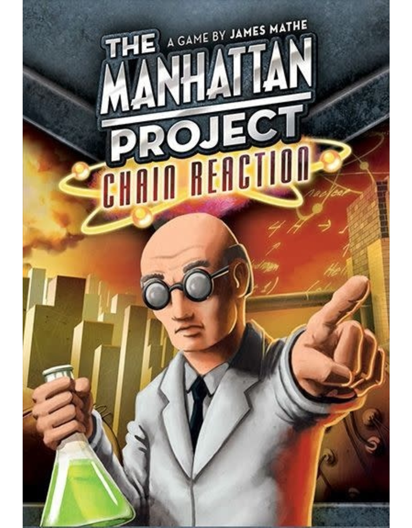 Manhattan Project: Chain Reaction