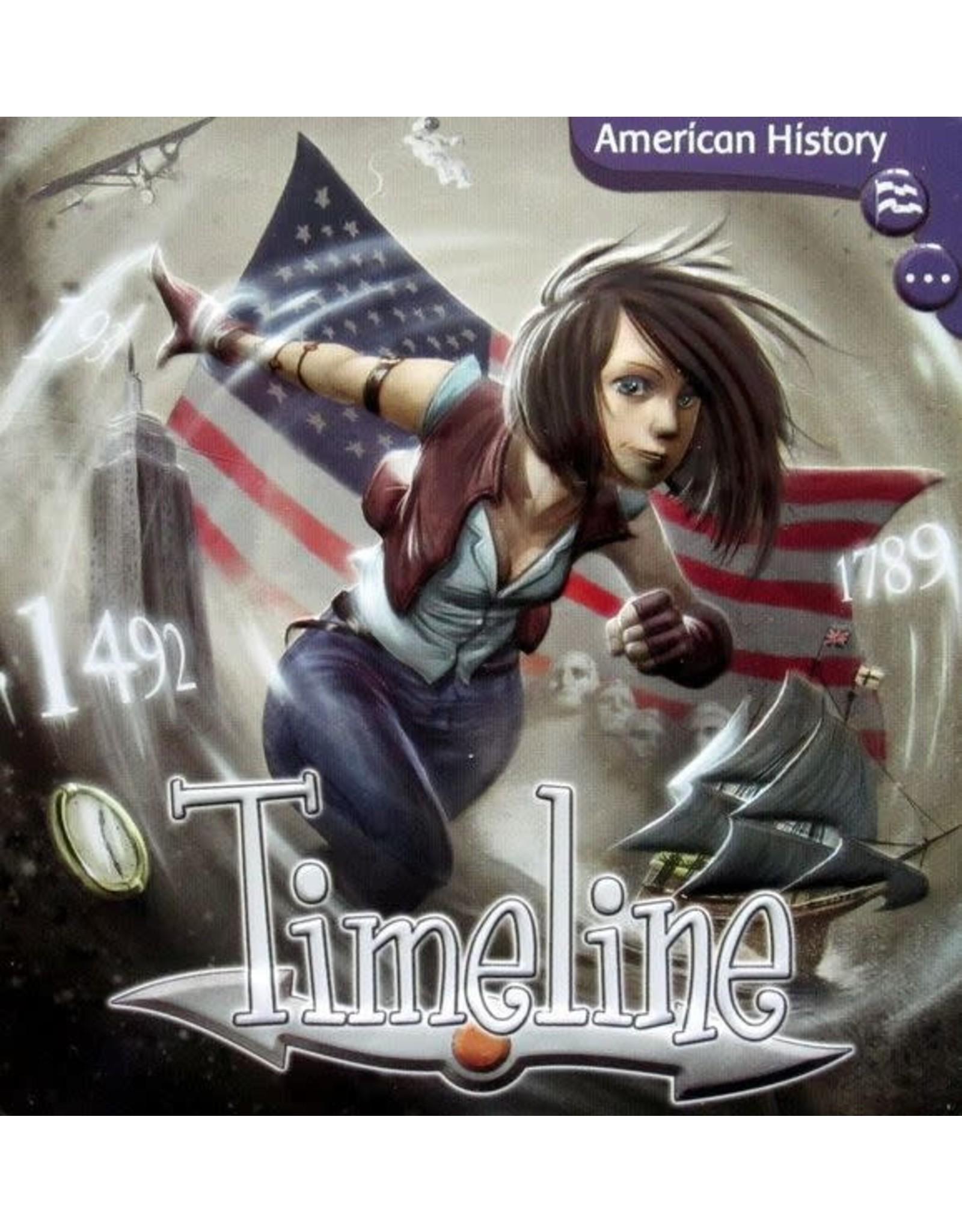 Timeline: America - History