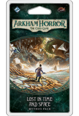 Arkham Horror LCG: Lost In Time And Space Mythos Pack