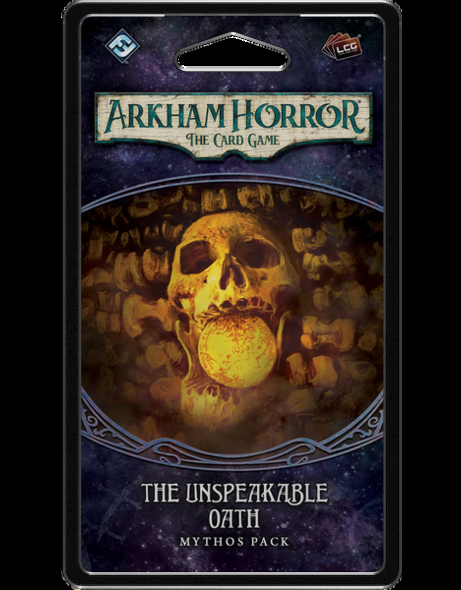 Arkham Horror LCG: Unspeakable Oath
